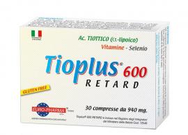 EUROPHARMA TIOPLUS 600 30caps