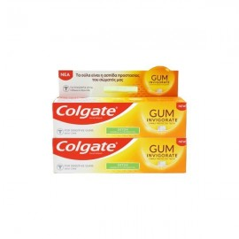COLGATE PROMO GUM INVIGORATE REVITALIZE …
