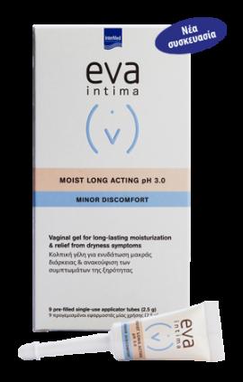 EVA INTIMA MOIST LONG ACTING PH3.0 9x2.5 …