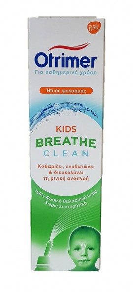 OTRIMER ISOTONIC KIDS BREATH CLEAN 100ml