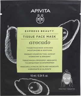 APIVITA EXPRESS BEAUTY TISSUE ΜΑΣΚΑ ΠΡΟΣ …