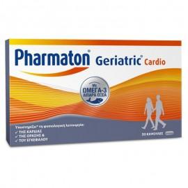 PHARMATON GERIATRIC CARDIOACTIVE 30caps