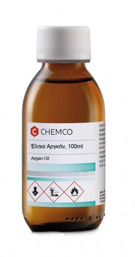 CHEMCO ΕΛΑΙΟ ARGAN 100ml