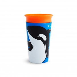 MUNCHKIN SIPPY CUP ORCA 12m+ 266ml
