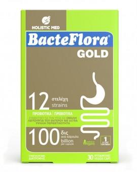 HOLISTIC MED BACTEFLORA GOLD 30caps