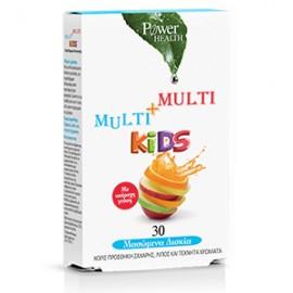 POWER HEALTH MULTI+MULTI KIDS STEVIA 30t …
