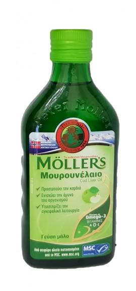 MOLLERS ΜΟΥΡΟΥΝΕΛΑΙΟ APPLE 250ml
