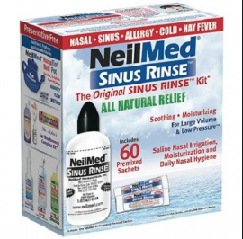 GETREMED NEILMED SINUS RINSE KIT 1μπουκα …