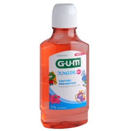 GUM CAVITES PREVENTION JUNIOR RINSE 6+ Σ …