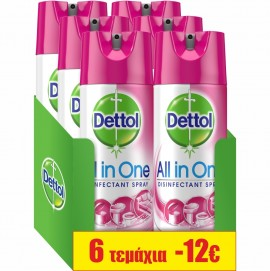 DETTOL ΑΠΟΛΥΜΑΝΤΙΚΟ ΣΠΡΕΙ ALL IN ONE ORC …