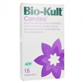 PROTEXIN BIO-KULT CANDEA 15caps