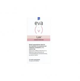 EVA LAX CONSTIPATION 10 πρωκτικά υπόθετα